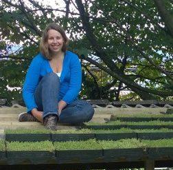 Guidy Reijmer-Willekens Daktuinontwerpster en groene daken adviseur